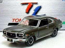 Tomica Limited 0049 - Mazda Savanna GT (Green)