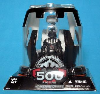 500th Figure - Darth Vader