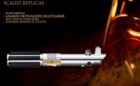 SW Episode III Anakin Skywalker .45 Scale Saber Replica