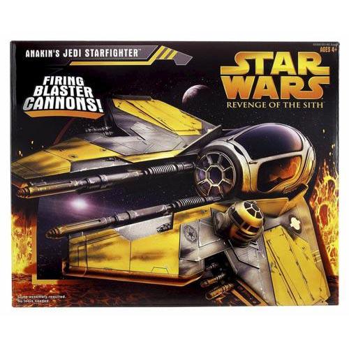 Revenge of the Sith: Anakin's Jedi Starfighter