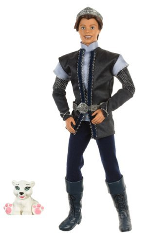 Barbie and The Magic of Pegasus: Prince Aidan Doll