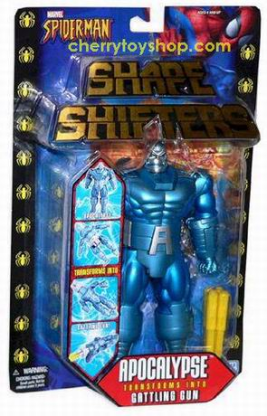 Marvel Shape Shifters - Apocalypse