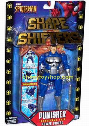 Marvel Shape Shifters - Punisher