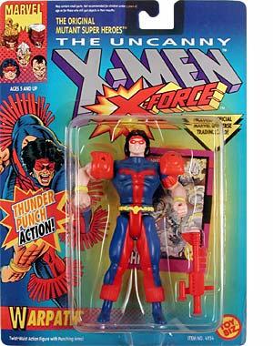 X-men X-force Warpath