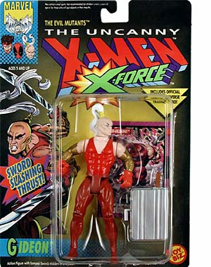 X-men X-force  Gideon