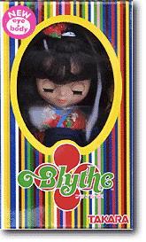 Petite Blythe Plum Blossom - PBL29