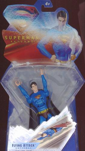 Superman Returns - Flying Attack Superman