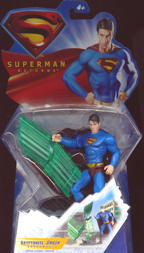 Superman Returns - Kryptonite Smash Superman