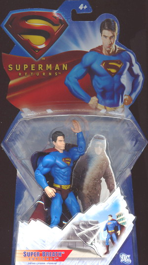 Superman Returns - Super Breath Superman
