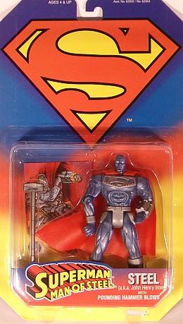 Superman  - Steel