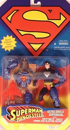 Superman - Ultra Shield Superman