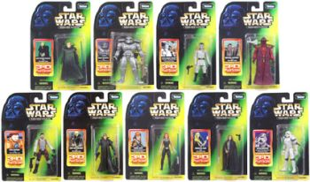 Expanded Universe Action Figures Full Set