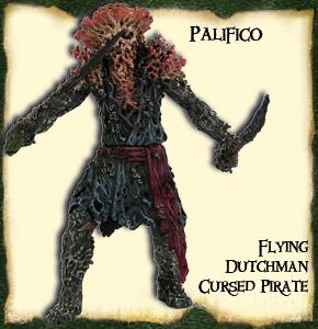 Pirates of the Caribbian 2 - Palifico