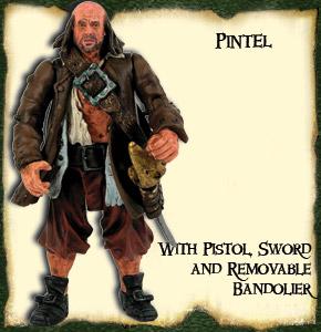 Pirates of the Caribbian 2 - Pintel