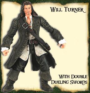 Pirates of the Caribbian 2 - Will Turner