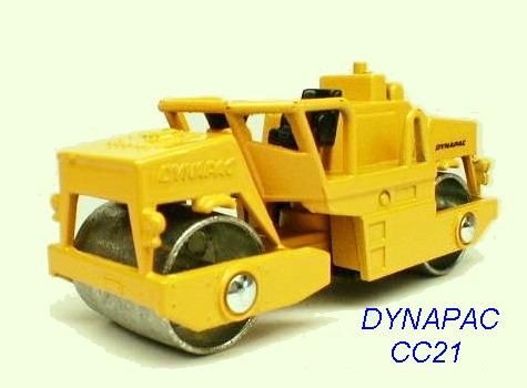 No#59 DYNAPAC CC21