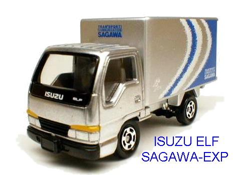 No83 ISUZU ELF SAGAWA-EXP