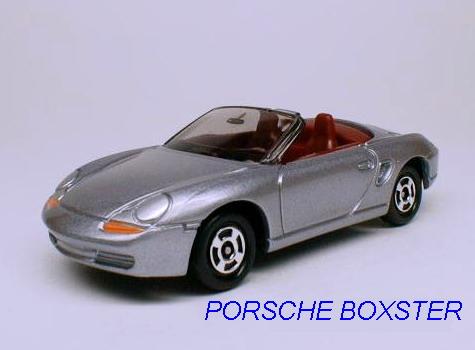 No91 PORSCHE BOXSTER