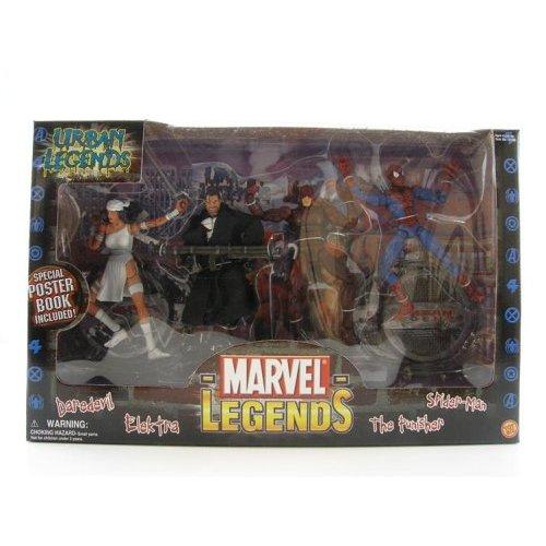 Marvel Legends Urban Legends Action Figure Box Set