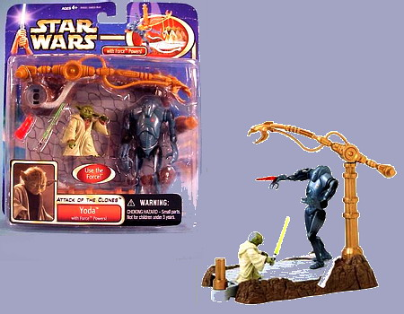Deluxe Pack - Yoda
