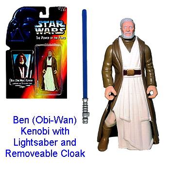 Ben (Obi-Wan) Kenobi  (Orange Card)