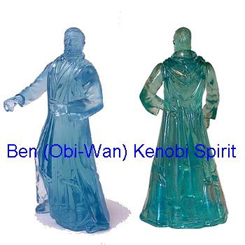 Ben (Obi-Wan) Kenobi Spirit