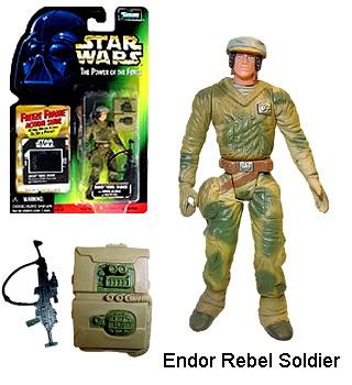 Endor Rebel Soldier