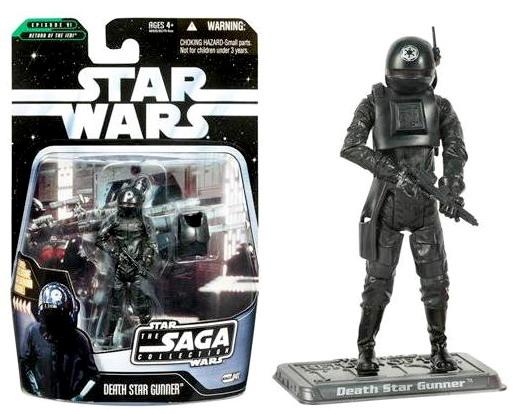 Death Star Gunner Figure