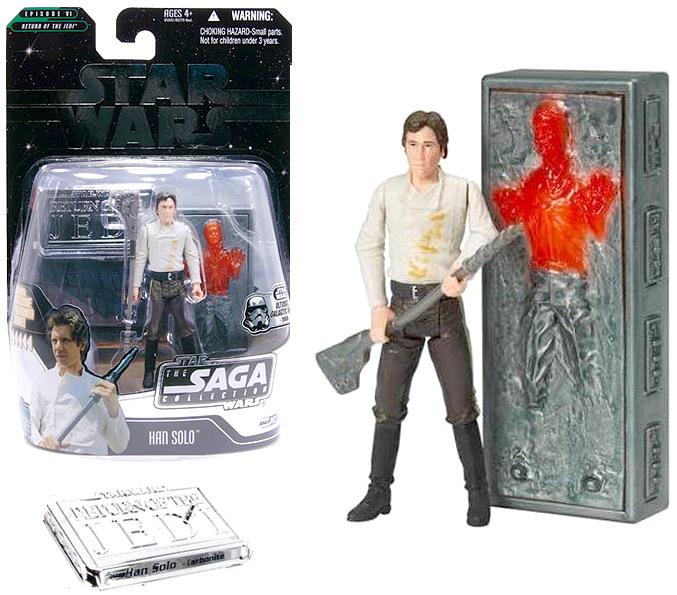 Battle of Carkoon  Han Solo (Galactic Hunt)