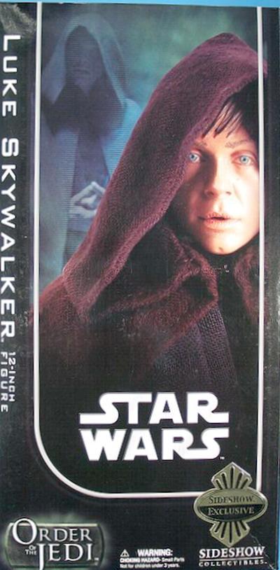 Jedi Luke Skywalker - Limited  Edition