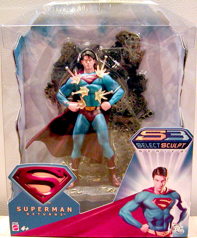 Invulnerable Superman