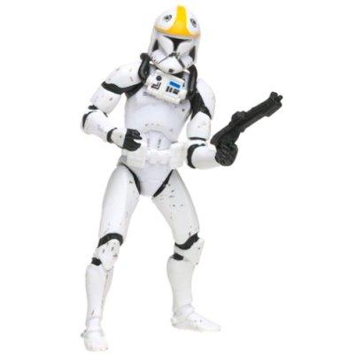 Loose figure -  Clone Trooper, Republic Gunship Pilot