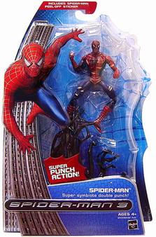 Spider-Man [Super Symbiote Double Punch]