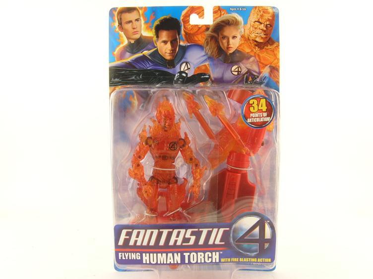 Fantastic 4 - Flying Human Torch