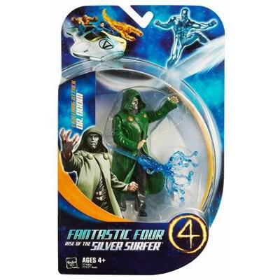 Fantastic Four: Rise of the Silver Surfer - Lightning Attack Dr. Doom