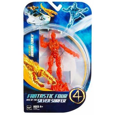 Fantastic Four: Rise of the Silver Surfer Blast Off Human Torch