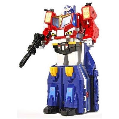 Takara Transformers C-372 Star Convoy Optimus Prime reissue