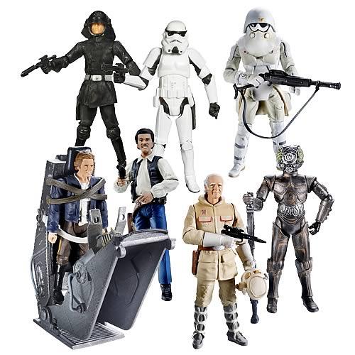 Star Wars 30th Anniversary Figures Wave 6 Set