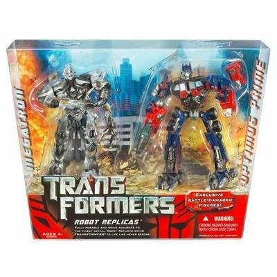 Transformer Movie Replicas - Walmart Exclusive 2 packs