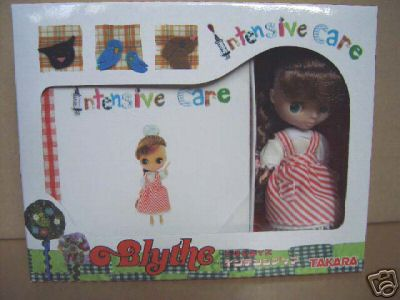 """CWC Limited Version, Petite Blythe """"Intensive Care"""""""