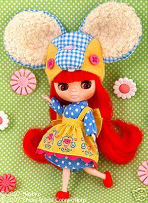 Takara Petite Blythe Campaign Shop Chu Chu Chan Doll