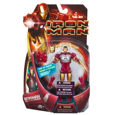Iron Man Prototype - Snap-On Armor