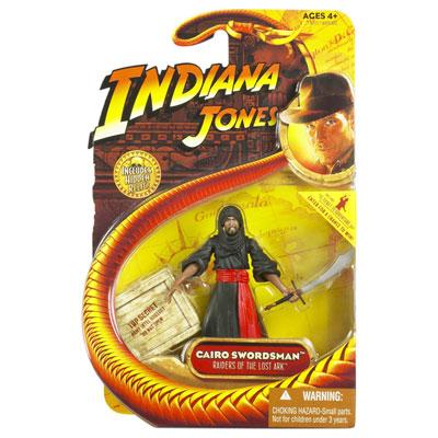 Indiana Jones - Cairo Swordsman