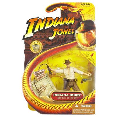 Indiana Jones - Indiana Jones with Whip Carcking Action