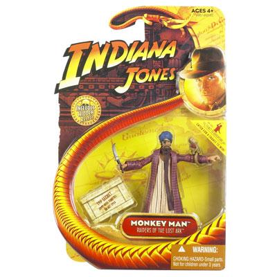 Indiana Jones - Monkey Man Figure