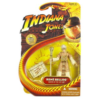 Indiana Jones - Ren Belloq Figure