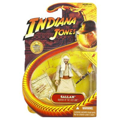 Indiana Jones - Sallah