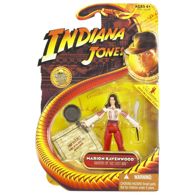 Indiana Jones Marion Ravenwood