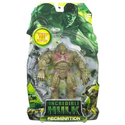 The Incredible Hulk - Abomination
