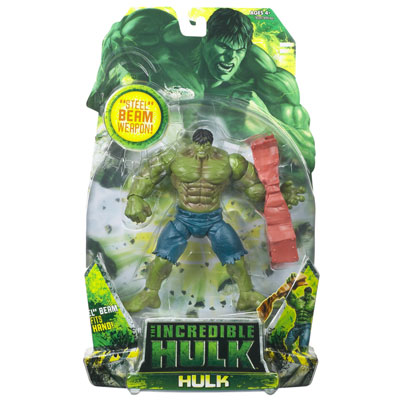 The Incredible Hulk - Hulk